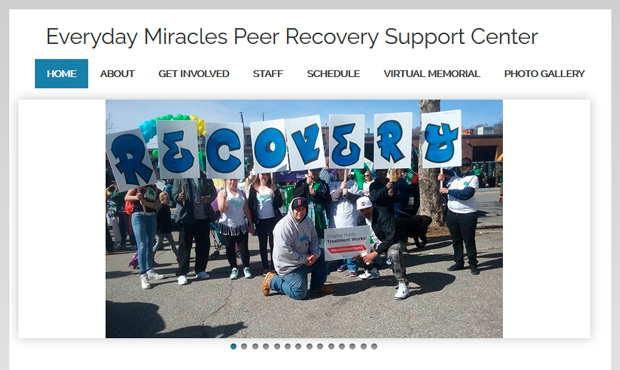 Everyday Miracles Peer Recovery Center