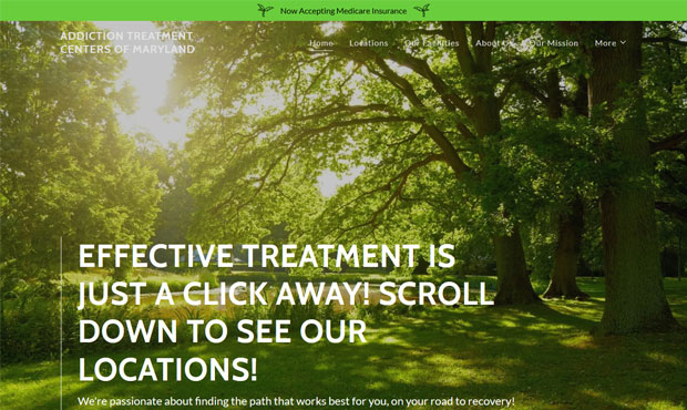 Addiction Treatment Centers of Maryland