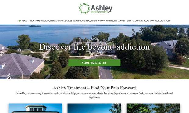 Ashley detox service