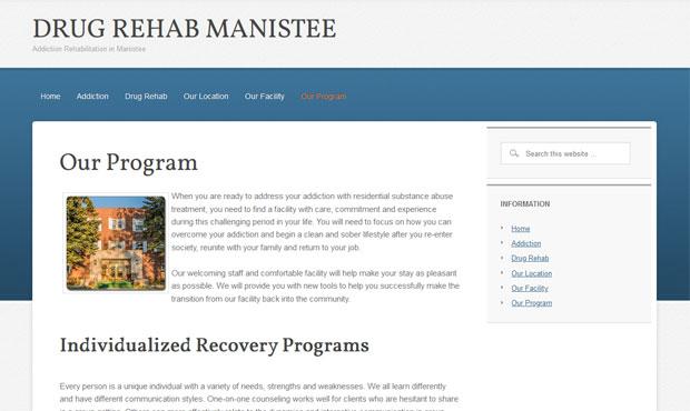 Drug Rehab Manistee