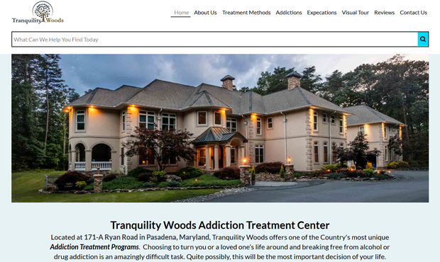 Tranquility Woods Services