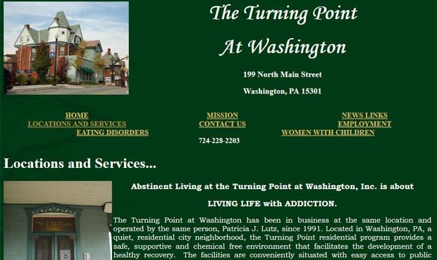 Turning Point At Washington