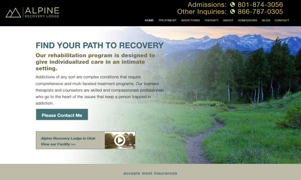 Alpine Recovery program