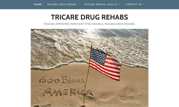 Tricare Accepted Rehab