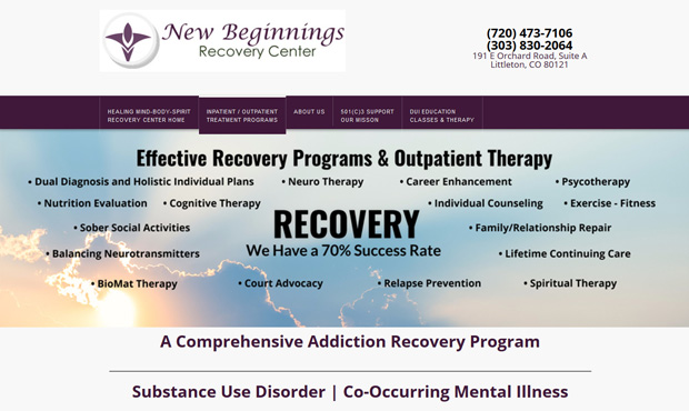 New Beginnings Recovery Center