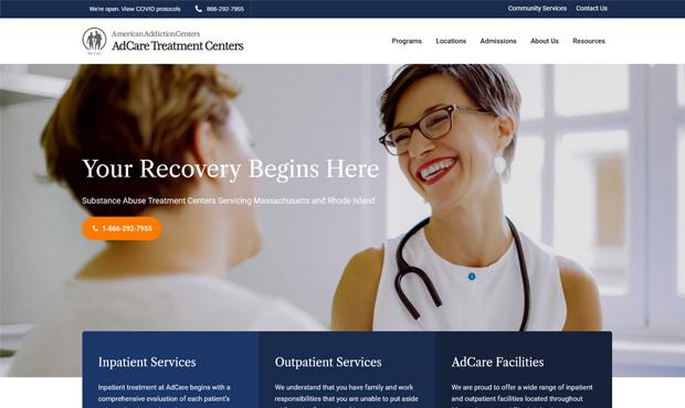 AdCare Hospital Treatment