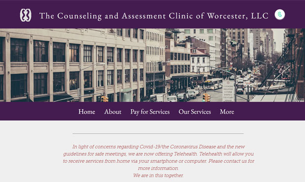 The Counseling and Assessment Clinic of Worcester