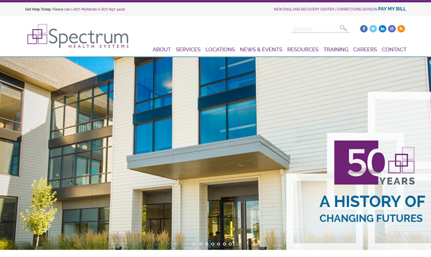 Spectrum Health Systems Recovery